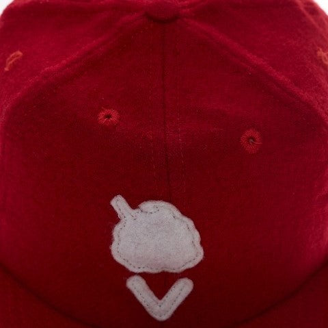 CONE BALL CAP RED