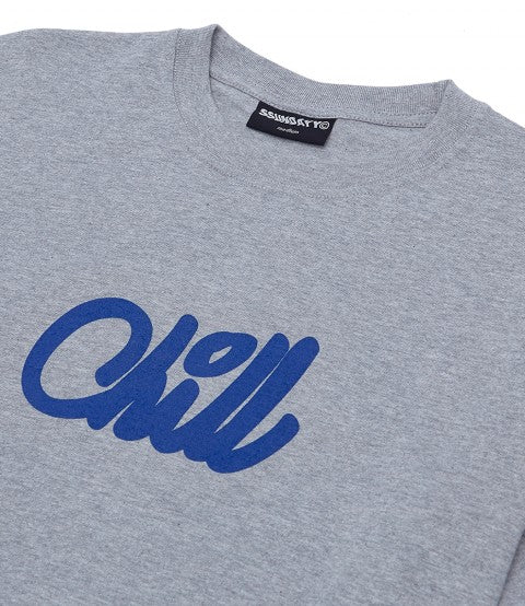 FOREVER CHILL LOGO 07 GREY