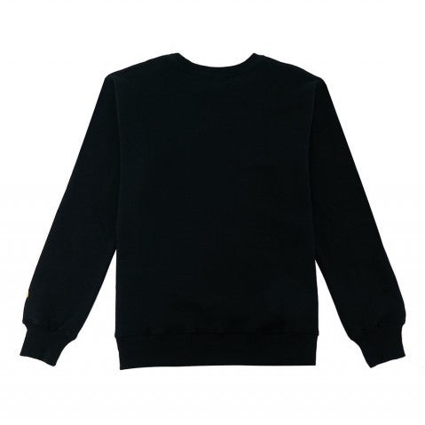 JURASIC CREWNECK BLACK