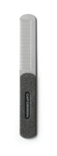 C&F Stainless Tying Comb
