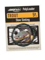 Airflo PolyLeaders - 5' Trout