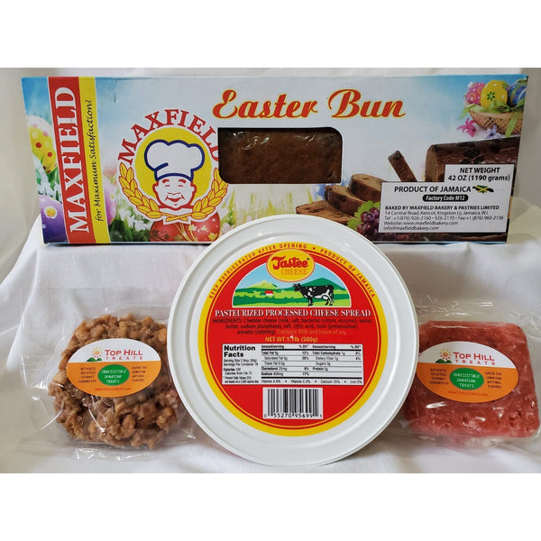 Easter Bun & Cheese Gift Pack