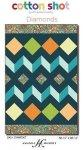 Diamonds Quilt Kit - Amanda Murphy