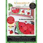 Kimberbell Slice Of Summer Bench Pillow