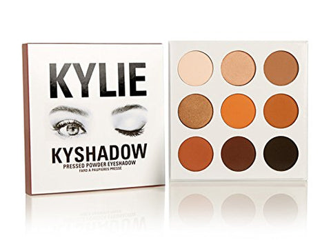 Kylie Cosmetics - Bronze Eye Makeup Full Palette
