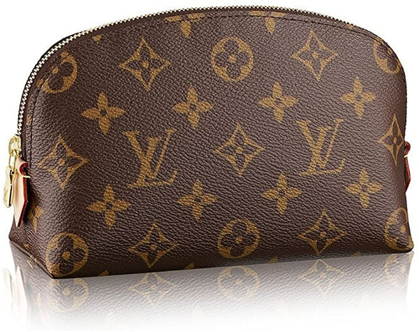 Louis Vuitton Canvas Cosmetic Pouch