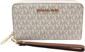 Michael Kors Women's Jet Set Multifunctional Purse and Phone Case