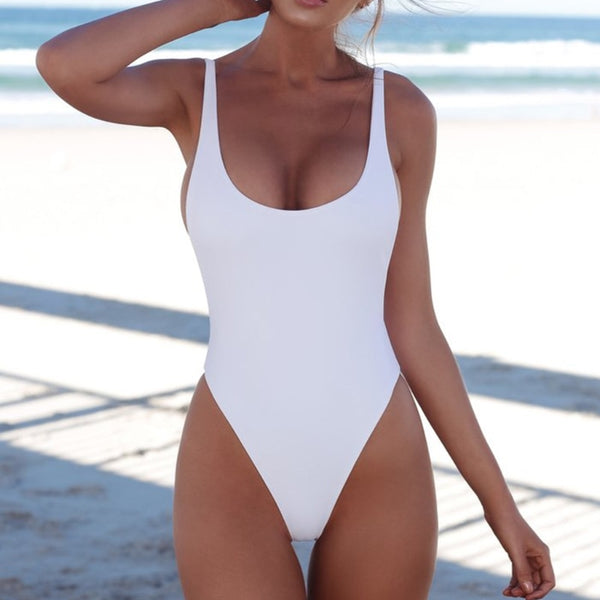 Brazilian Monokini One Piece Swimsuit