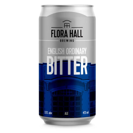 Virtual Beer Tasting for 2 Couples featuring Flora Hall Brewing