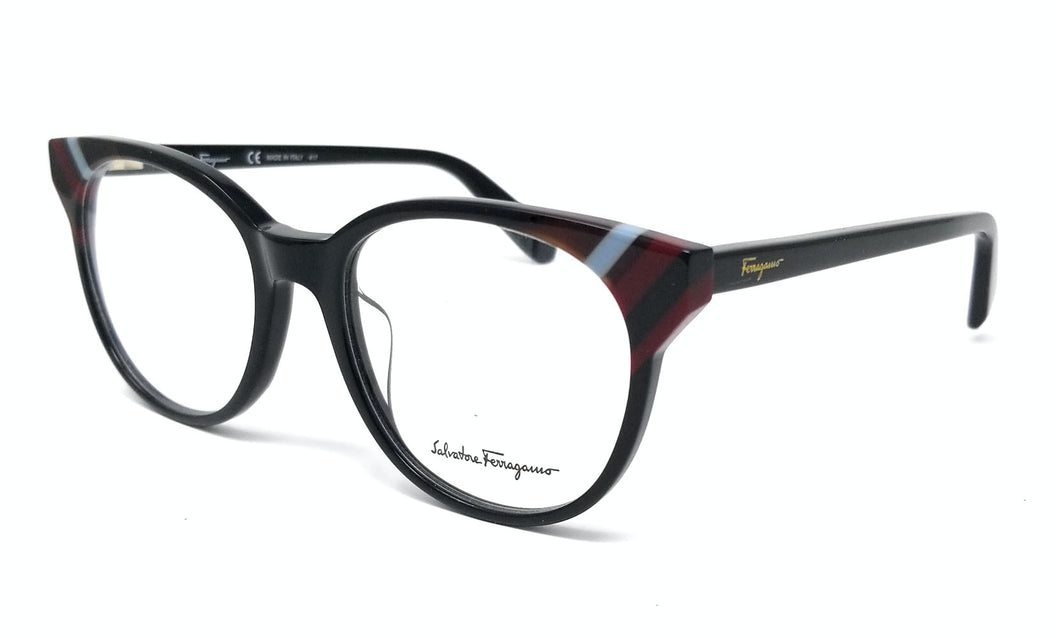 Ferragamo Optical Frames SF2796 Black Women Eyeglasses