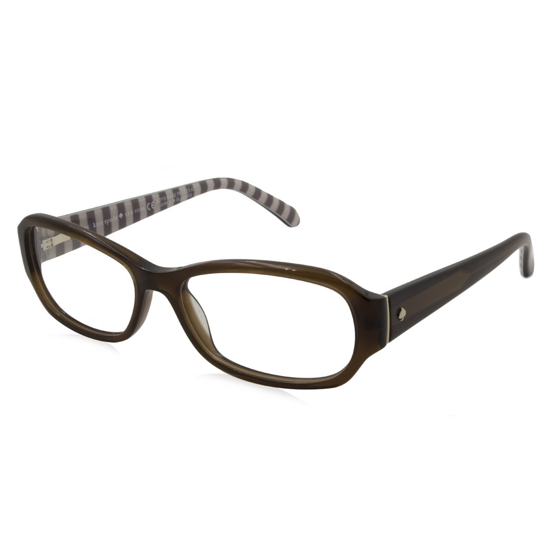 Kate Spade Optical Frames Karly Brown Women Eyeglasses