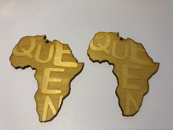 Queen in Africa - Heavy Raster