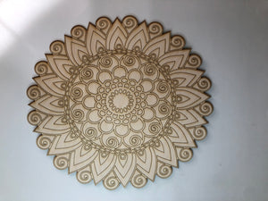 Take & Paint Mandala 1