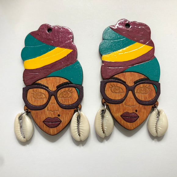 Yaya - Earrings