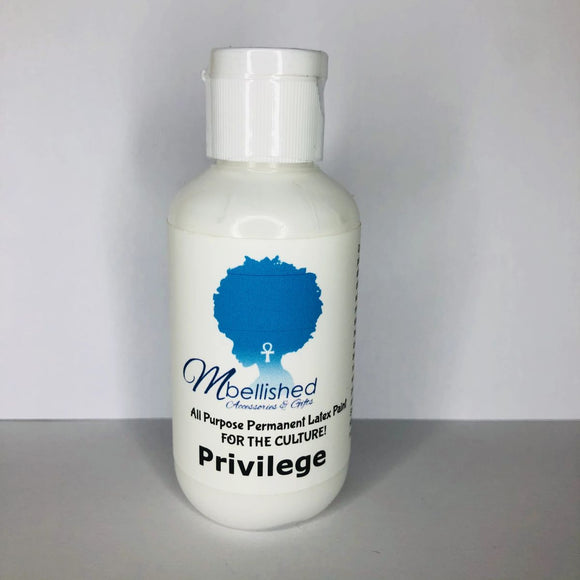 MBellished Latex Paint - Privilege