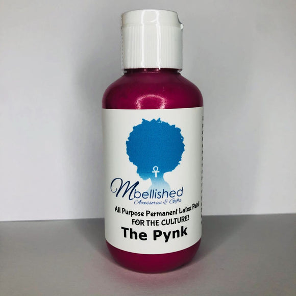 MBellished Latex Paint - The Pynk
