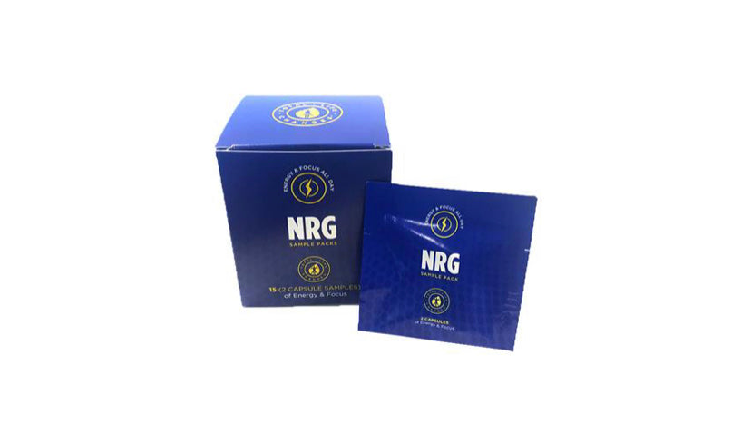 NRG- 3 day supply