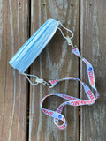 South High Marathon Dance Accessories - Mask Lanyard