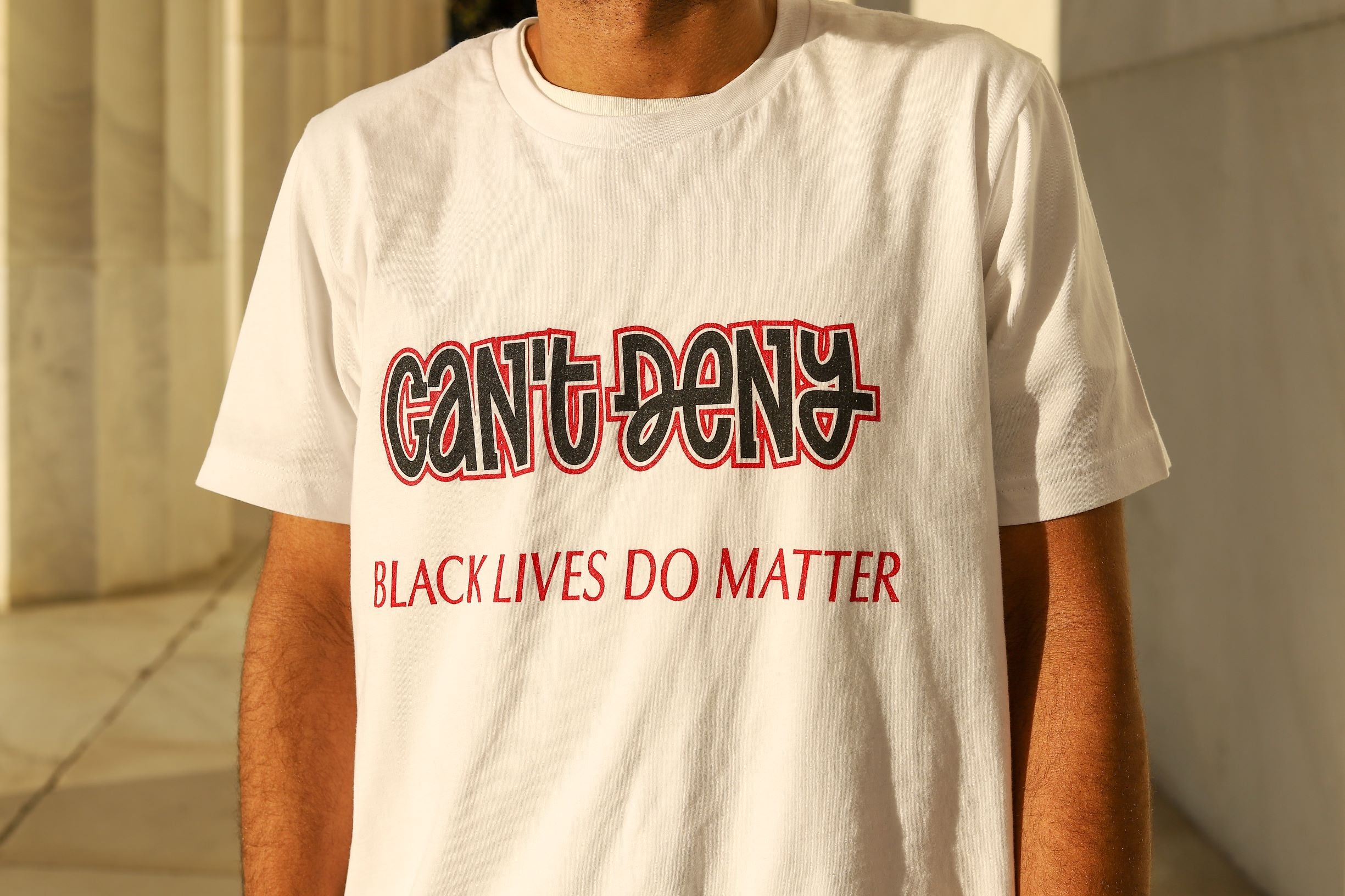 Statement Tee - Black Lives Do Matter