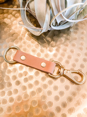 Key Ring Lever Clasp