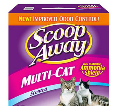 Scoop Away Multi Cat Scented Cat Litter