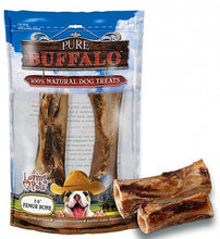 Load image into Gallery viewer, Pure Buffalo Meaty Femur Bone Dog Treats