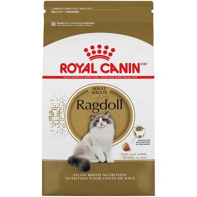 Royal Canin Feline Breed Nutrition Adult Ragdoll Dry Cat Food