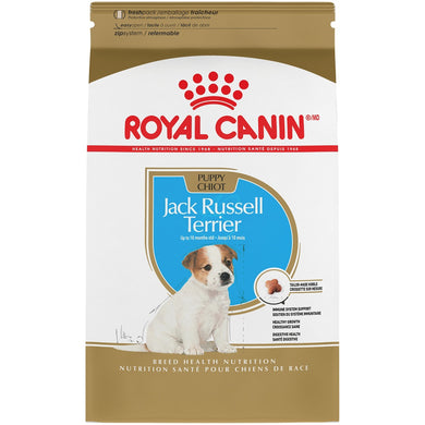 Royal Canin Jack Russell Terrier Puppy Recipe Dry Dog Food