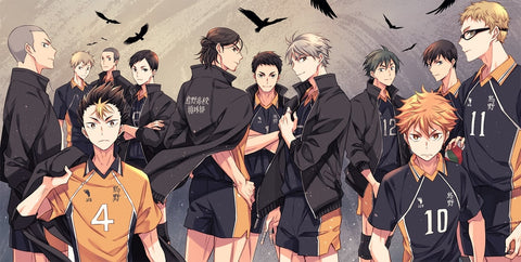 karasuno high school jacket