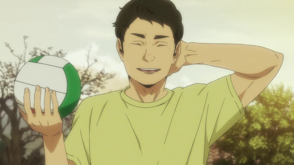 ushijima wakatoshi parents