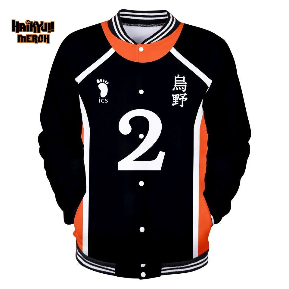 sugawara varsity jacket