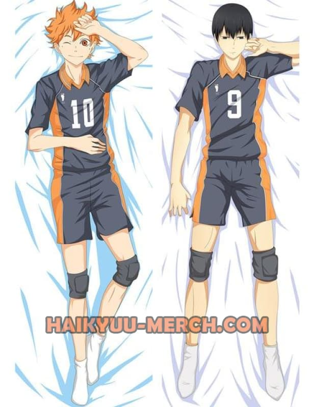 tobio kageyama body pillow