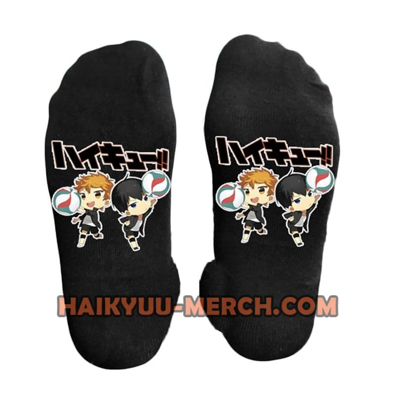 haikyuu anime socks