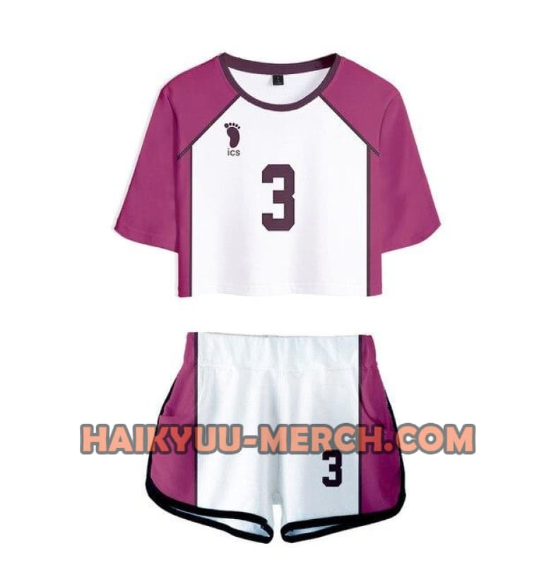 eita semi girl uniform