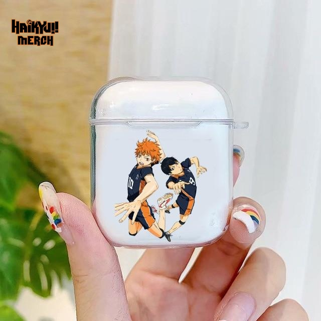 karasuno 1st years airpod case