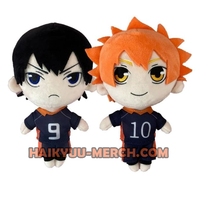 haikyuu crow plush