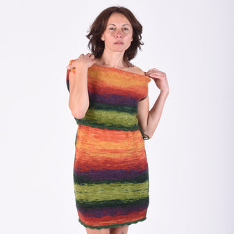 game of knits- sustainable ethical slow fashion knit dresses