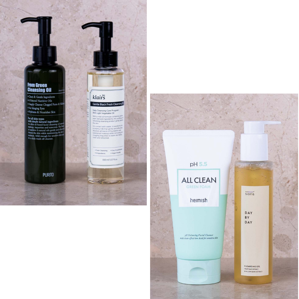Cleansers JOIN our choice