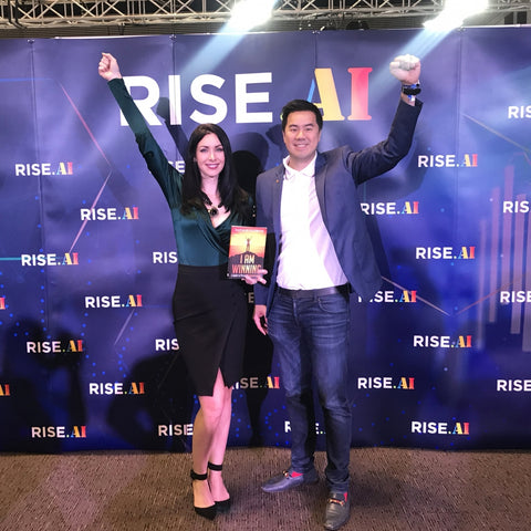 With Supachai Parchariyanon, CEO and Co-Funder RISE – Corporate Innovation Accelerator