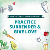Practice Surrender & Give Love