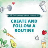 Creat and follow a routine