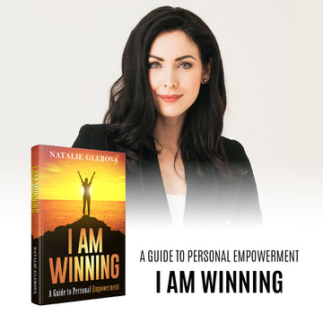 BOOK: I AM WINNING » Autographed (+ Shipping WORLDWIDE)