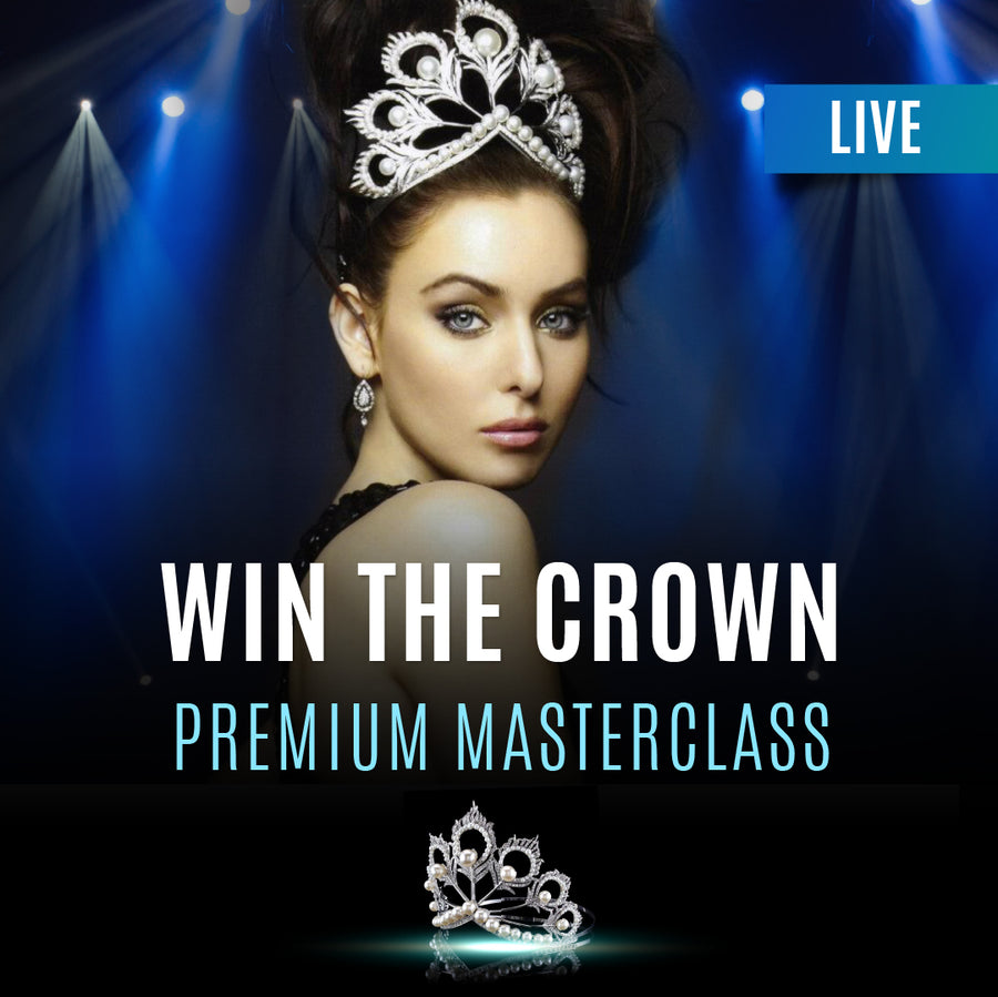 JOIN MY FREE WEBINAR: HOW TO WIN THE CROWN + E-BOOK: THE WINNING FORMULA