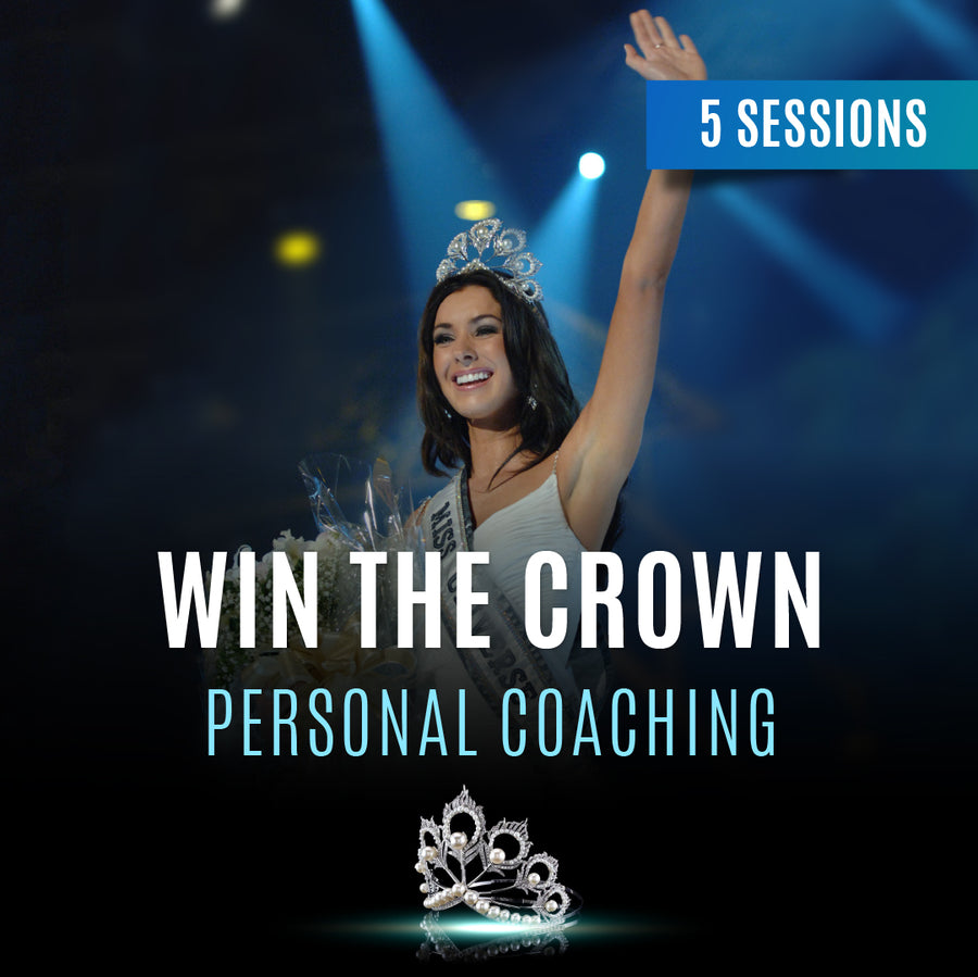 PERSONAL COACHING WITH NATALIE GLEBOVA ● 5-SESSION