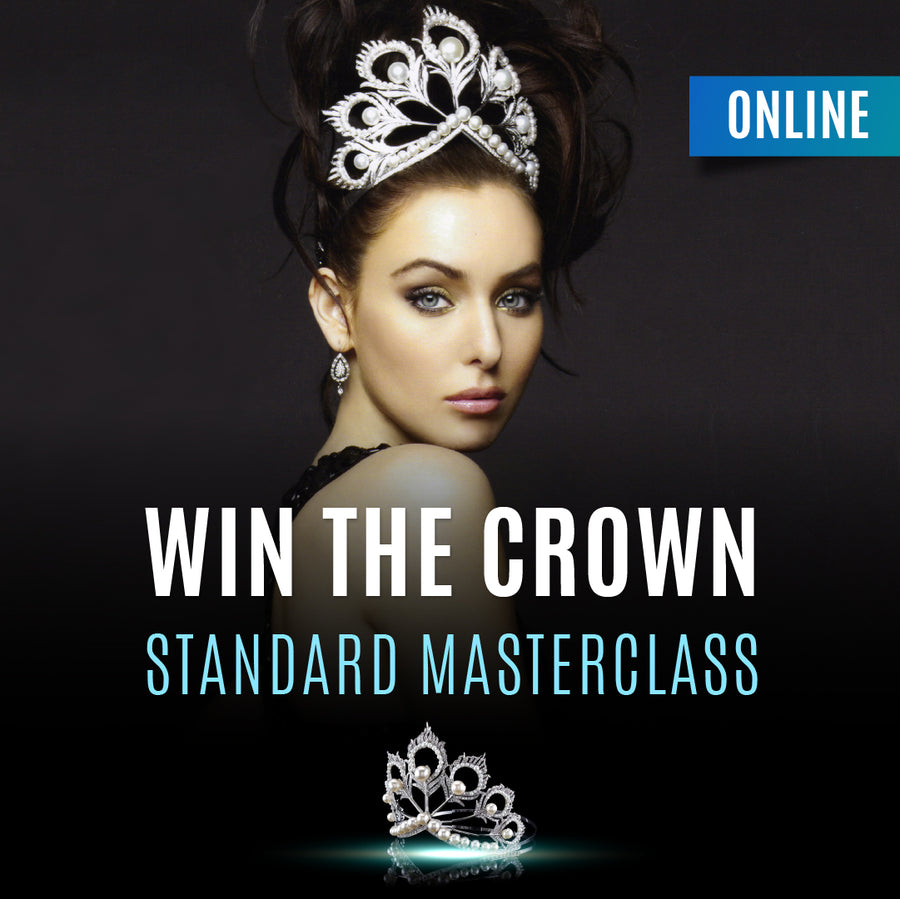 WIN THE CROWN — STANDARD (PRE-RECORDED) MASTERCLASS