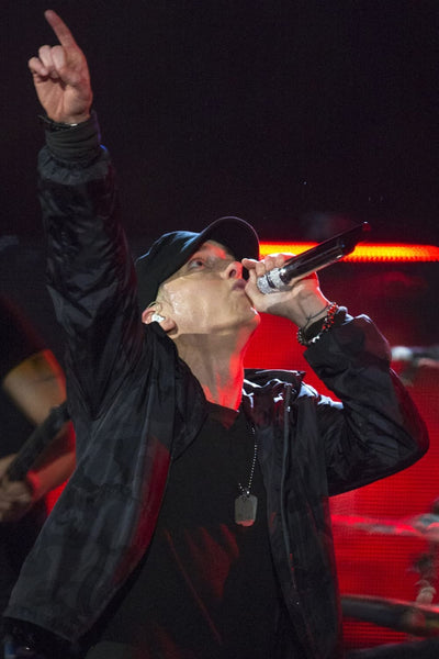 Eminem Has Been Sober For 12 Years, Here's How.
