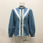 Load image into Gallery viewer, Vintage Blouse 2