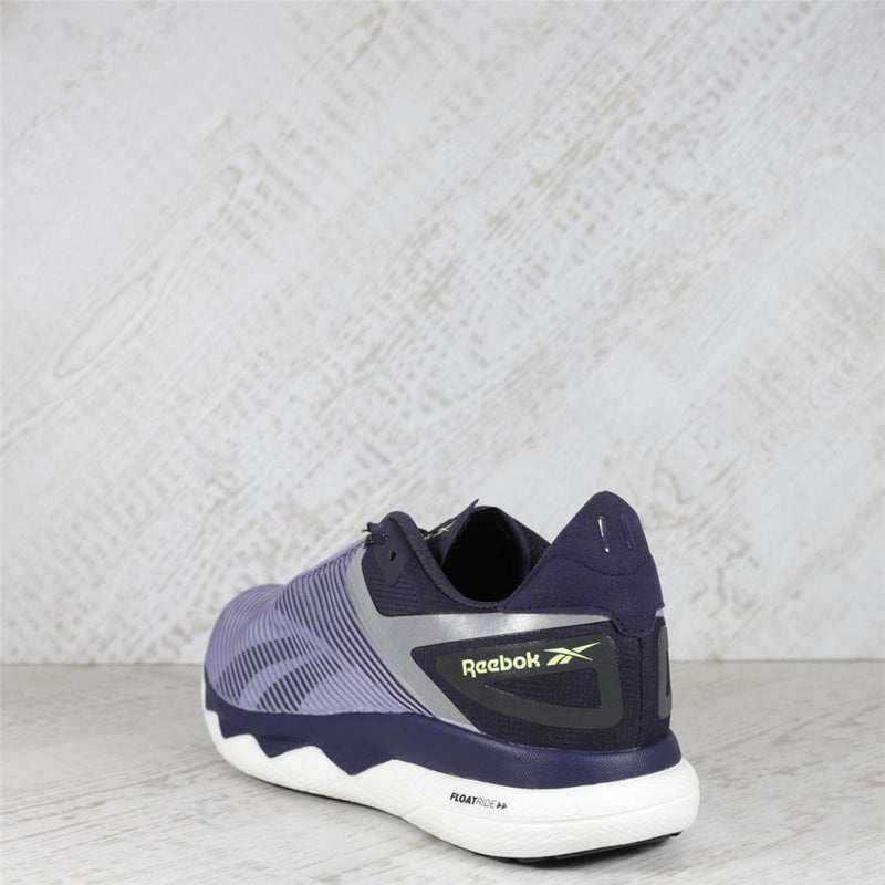 Womens Reebok Floatride Run Trainers - Panthea Viohaz/Prpdel