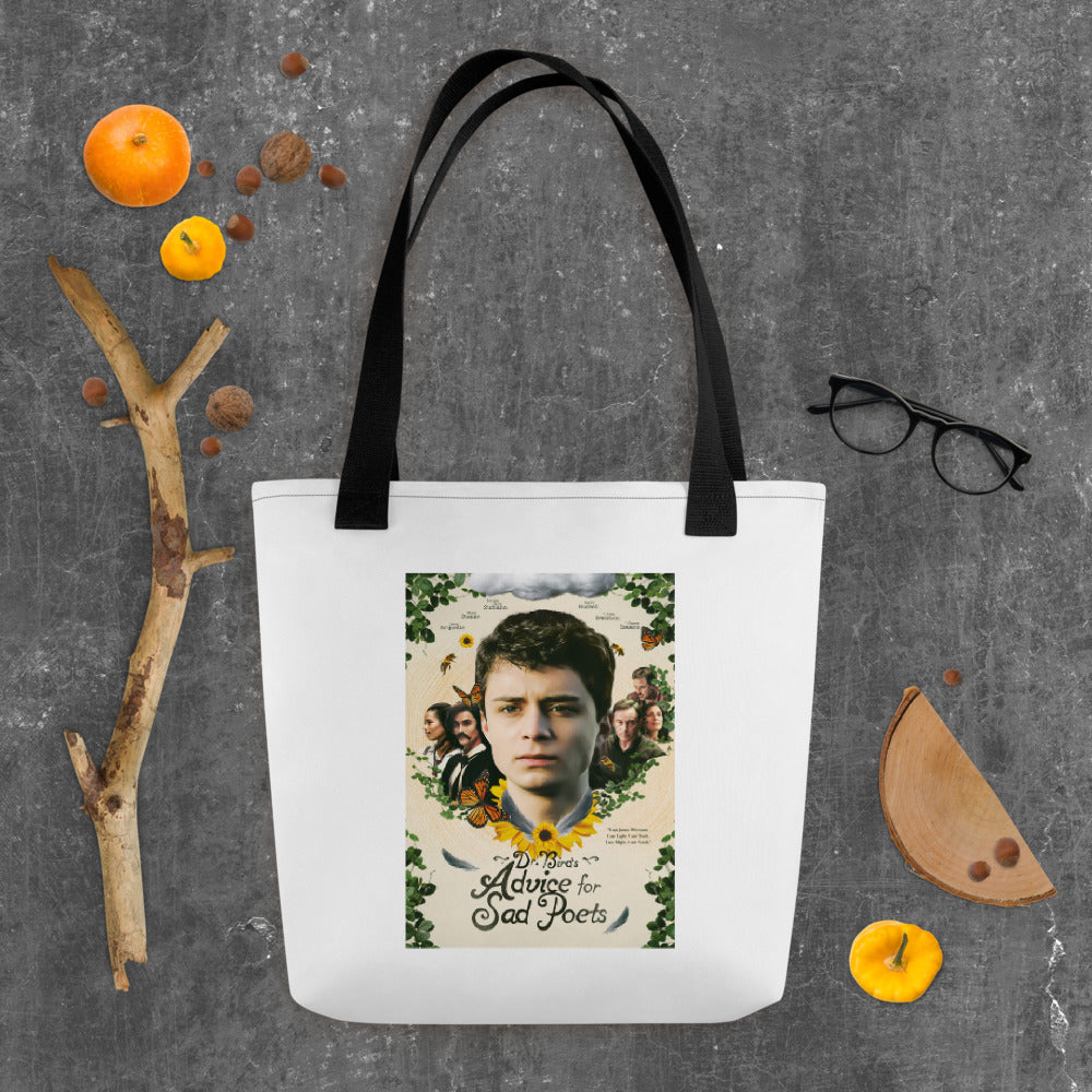 Official Poster Tote bag - Dr. Bird's Advice Movie