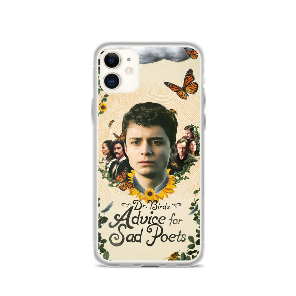 Official Poster iPhone Case - Dr. Bird's Advice Movie